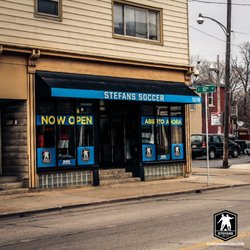 37981db71a33 Stefans Soccer - Sports Wear - 1018 W Lincoln Ave