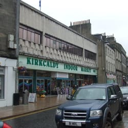 Kirkcaldy fife united kingdom