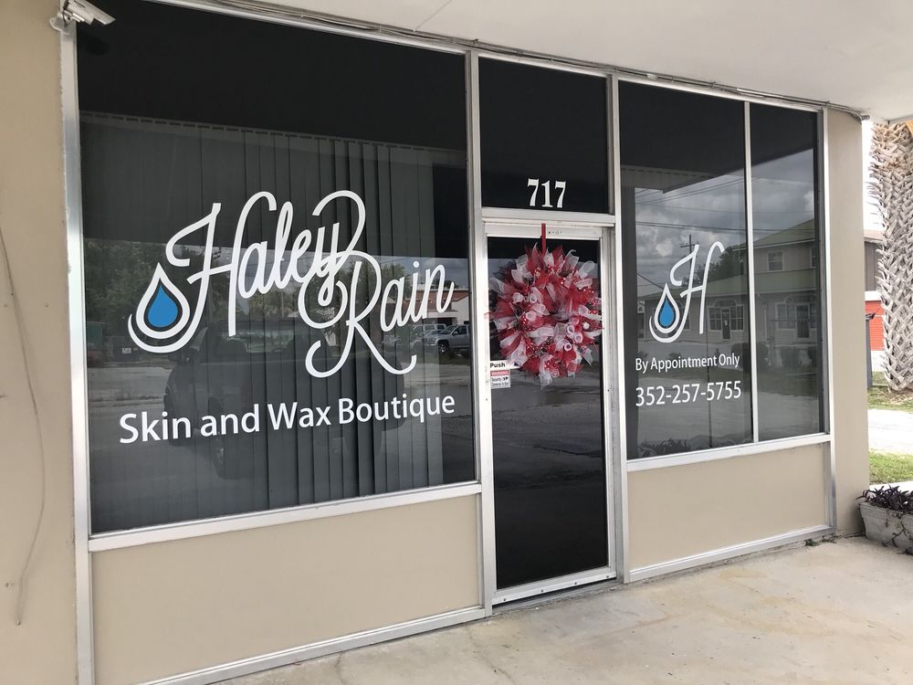 Haley Rain Skin And Wax Boutique: 717 US Hwy 19, Crystal River, FL
