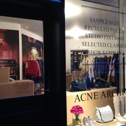 acne outlet