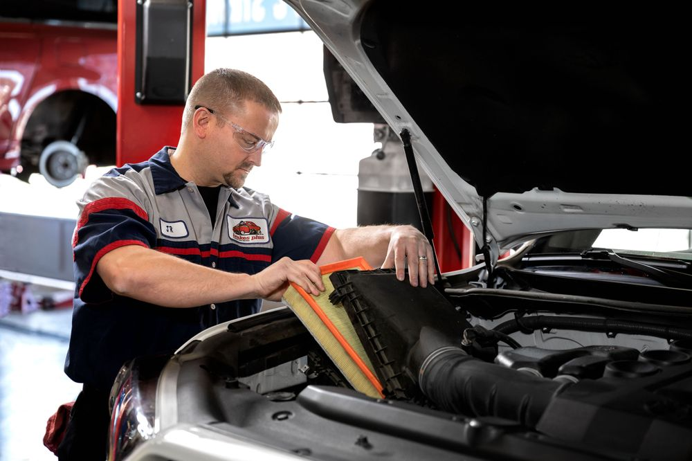 Brakes Plus: 26585 E University Dr, Aubrey, TX