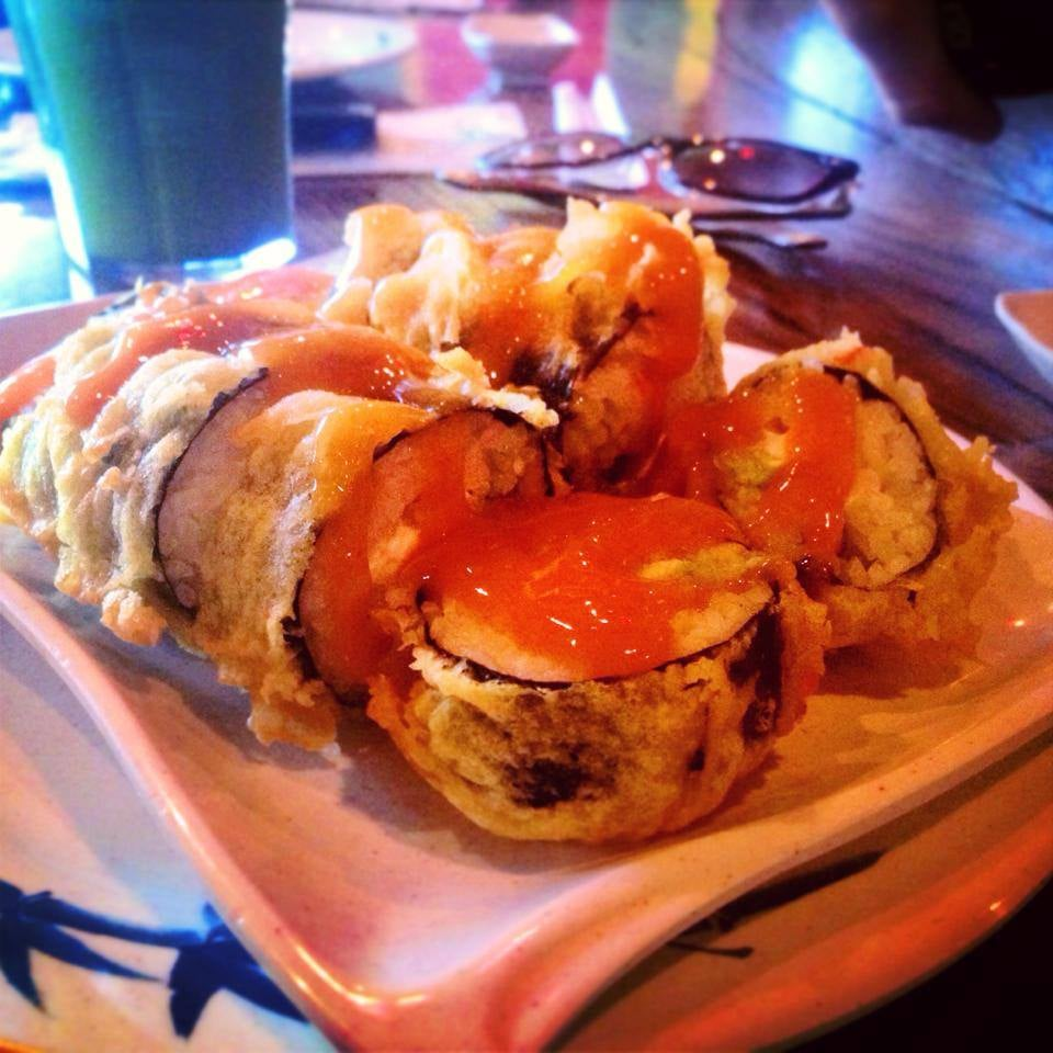 Okazuri Floating Sushi: 865 N Resler Dr, El Paso, TX