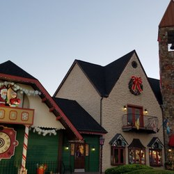 photo of the incredible christmas place pigeon forge tn united states village