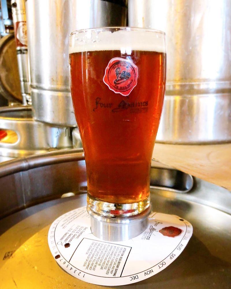 Four Saints Brewing Company: 218 S Fayetteville St, Asheboro, NC