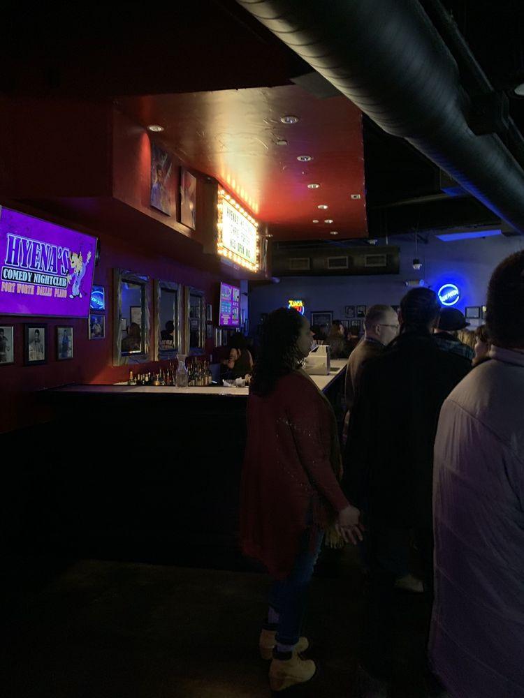 Hyena's Comedy Nightclub