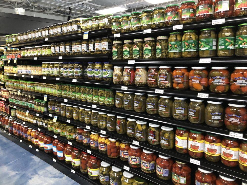 Amar European Grocery Store