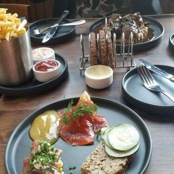 Alta Nordic Kitchen Brunch Menu