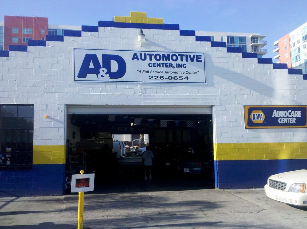 Downtown Tampa S Choice Auto Repair Center Yelp