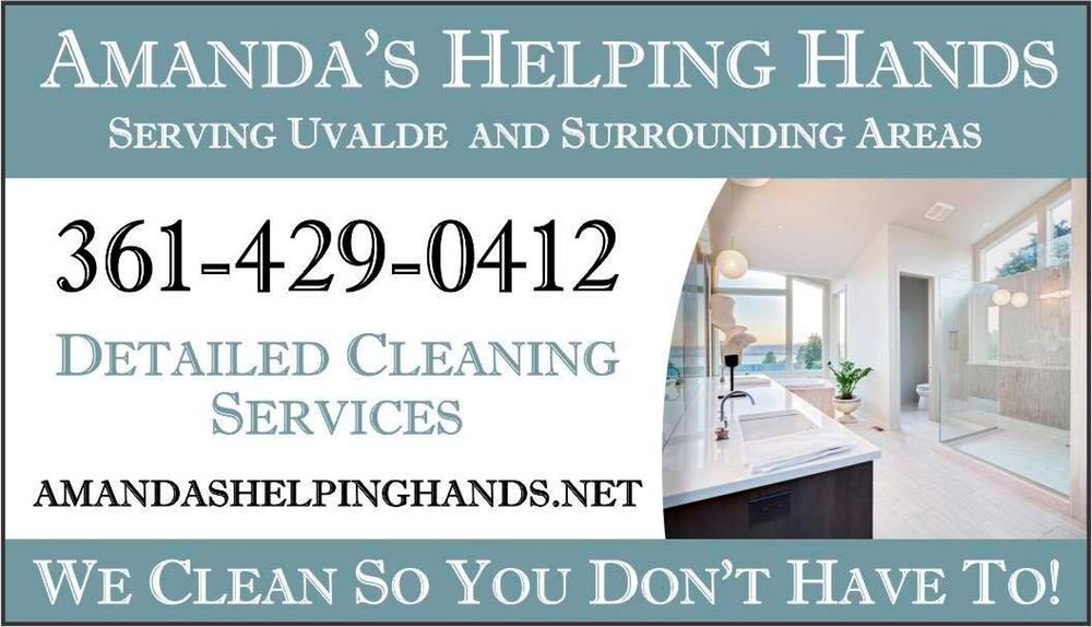 Amanda's Helping Hands: Uvalde, TX