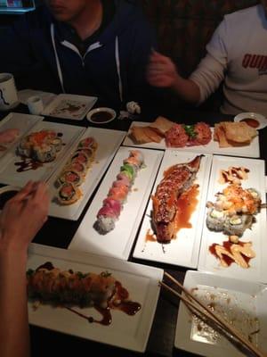 Kabuki Anese Restaurant 88 W Colorado Blvd Pasadena Ca Restaurants Mapquest