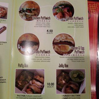 Ok Cafe Menu Monterey Park