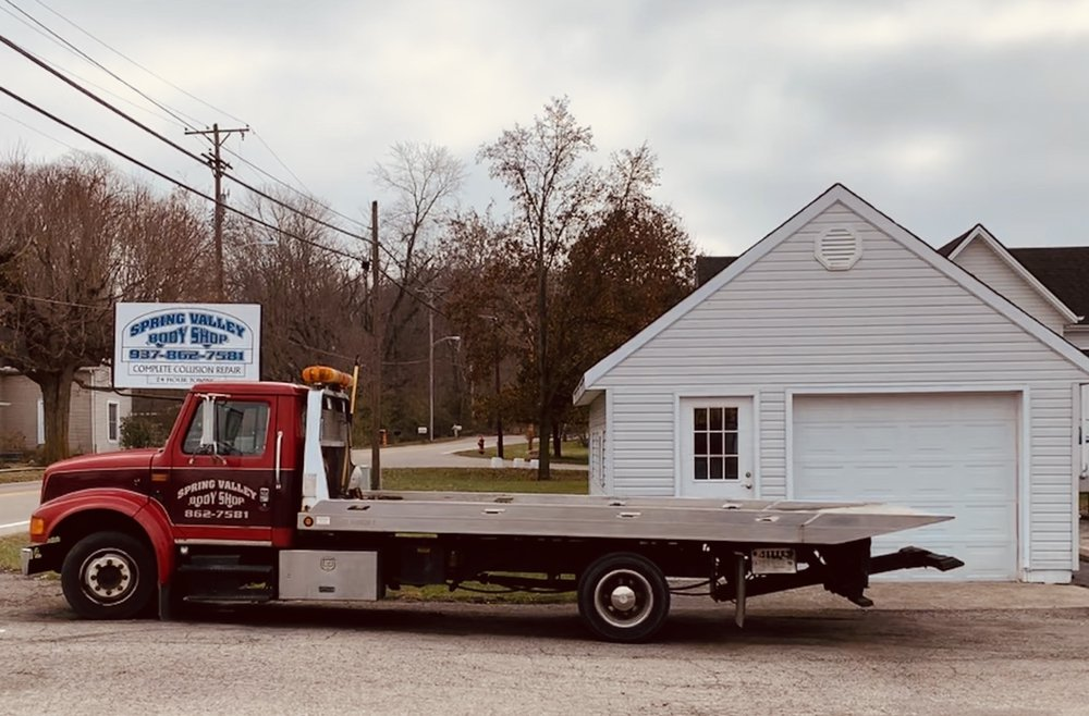 Towing business in German, OH