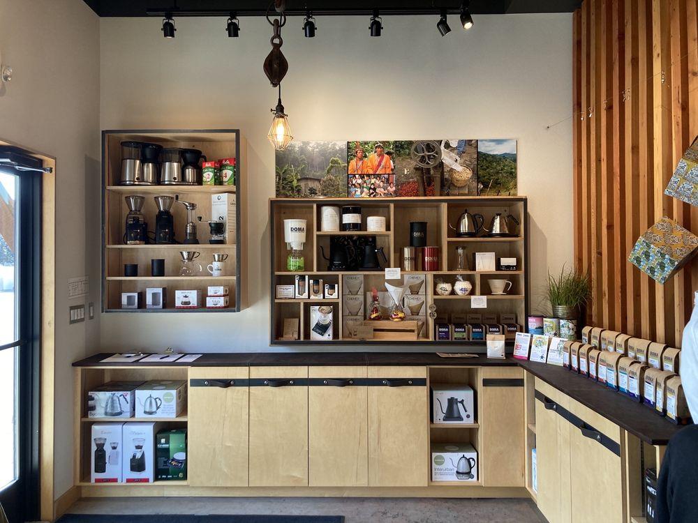 DOMA Coffee Roasting Company: 6240 E Seltice Way, Post Falls, ID