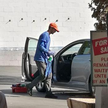 Hill Car Wash Pasadena Ca