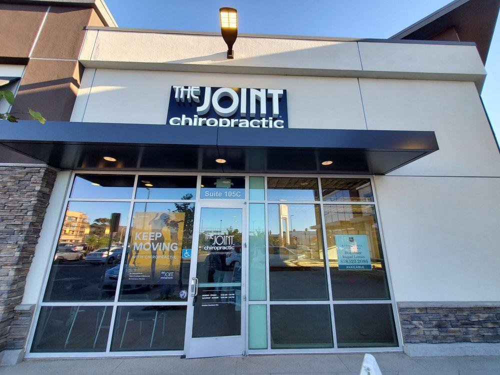 The Joint Chiropractic: 110 Fletcher Pkwy, El Cajon, CA