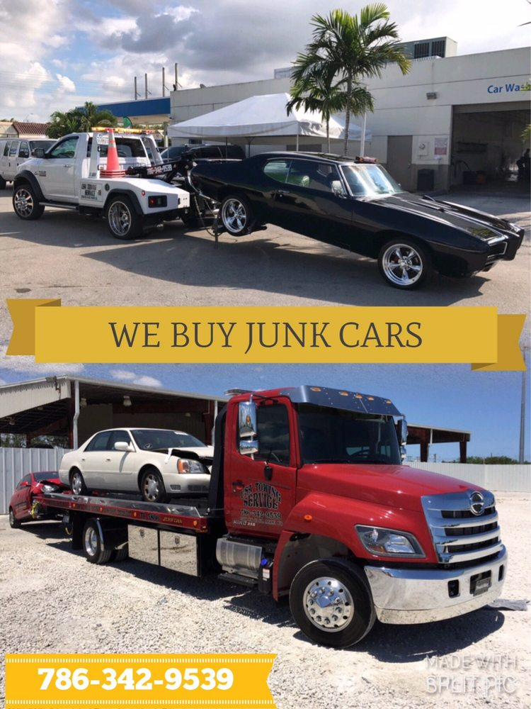 USA Towing- Cash For Junk Cars - Towing - 5653 Sw 2nd St, Flagami ...