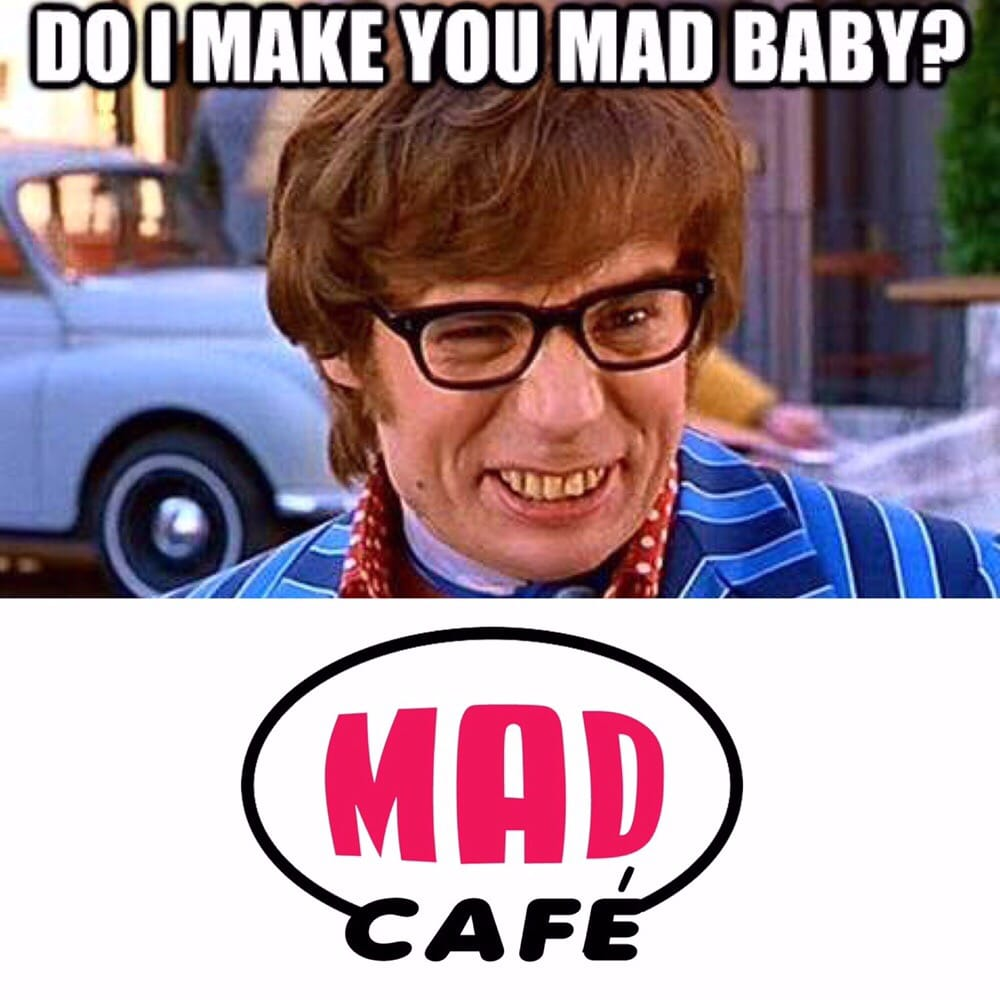 Mad Greek Cafe Near Me
