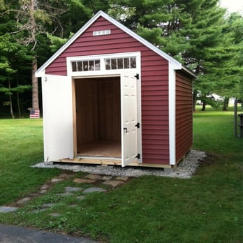 photo of reeds ferry sheds hudson nh united states - Garden Sheds Nh