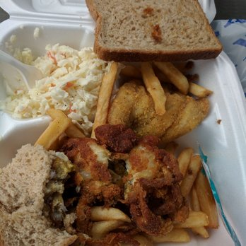 Pete s fish market seafood markets 205 e 2nd st for Petes fish and chips menu