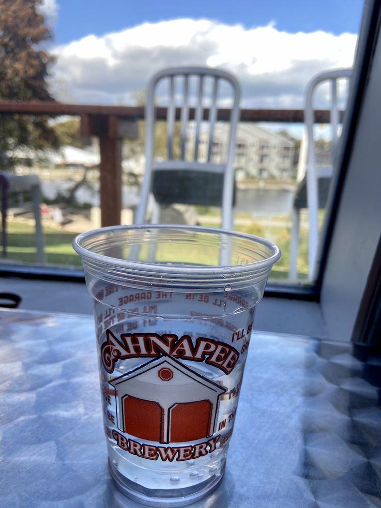 Ahnapee Brewery: 105 Navarino St, Algoma, WI