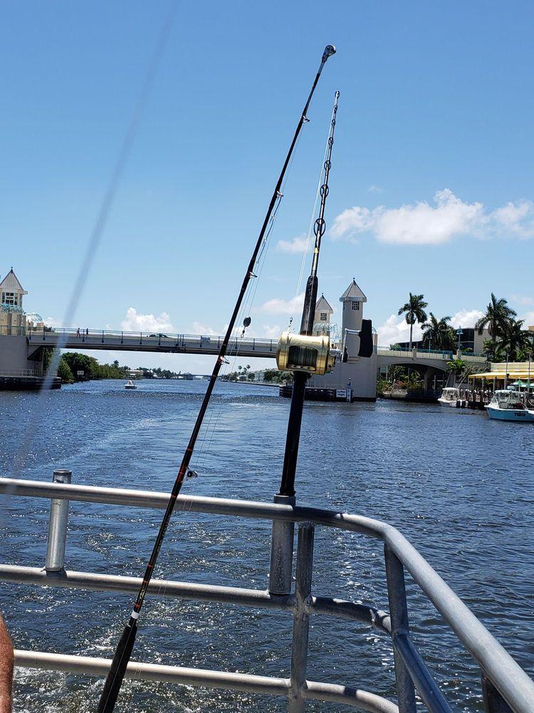 Sea Mist III Driftboat: 700 Casa Loma Blvd, Boynton Beach, FL