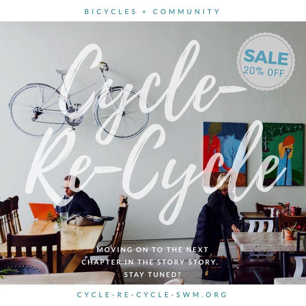 Cycle-Re-Cycle: 159 E Napier Ave, Benton Harbor, MI