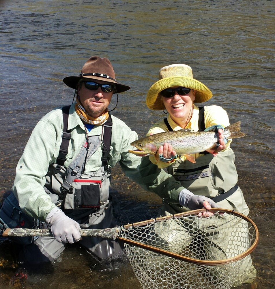 Trout Country Fly Fishing: Castle Rock, CO