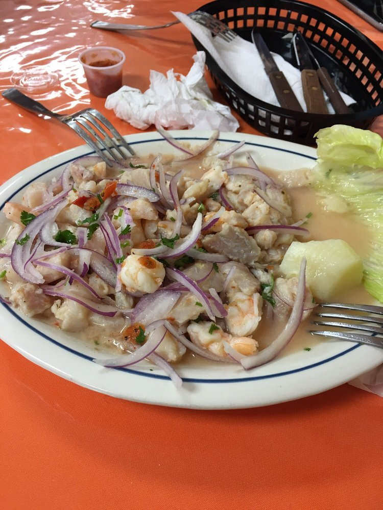 Mi Peru Restaurant: 604 N New St, Allentown, PA