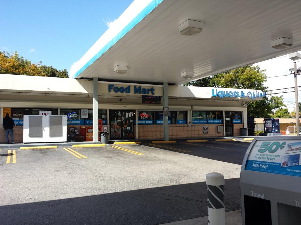 Chevron: 720 SW 2nd Ave, Miami, FL