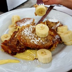 Photo Of Middle Nowhere Diner Exeter Ri United States Banana French