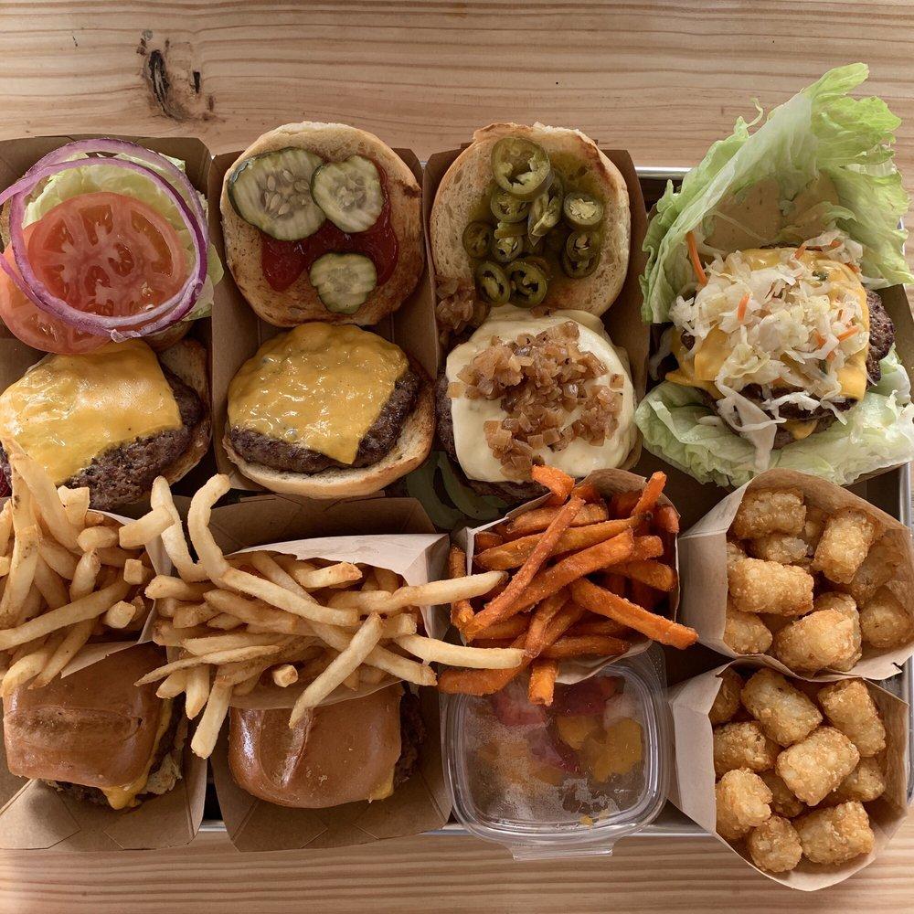 Hat Creek Burger Company: 555 E Exchange Pkwy, Allen, TX