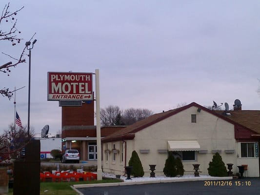 Photo Of Plymouth Motel Livonia Mi United States