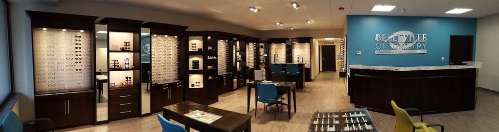 Belleville Optometry: 22 N Jackson St, Belleville, IL