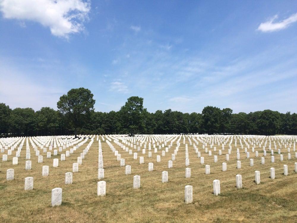 Calverton National Cemetery: 210 Princeton Blvd, Calverton, NY