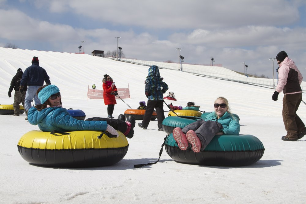 Sunburst Winter Sports Park: 8355 Prospect Dr, Kewaskum, WI