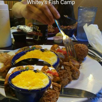 Whitey s fish camp 214 photos 180 reviews seafood for Whitey s fish camp menu