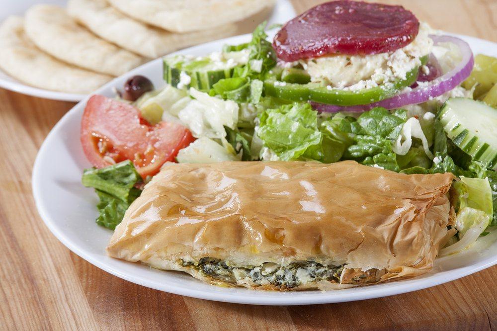 Little Greek Fresh Grill: 3222 N John Young Pkwy, Kissimmee, FL