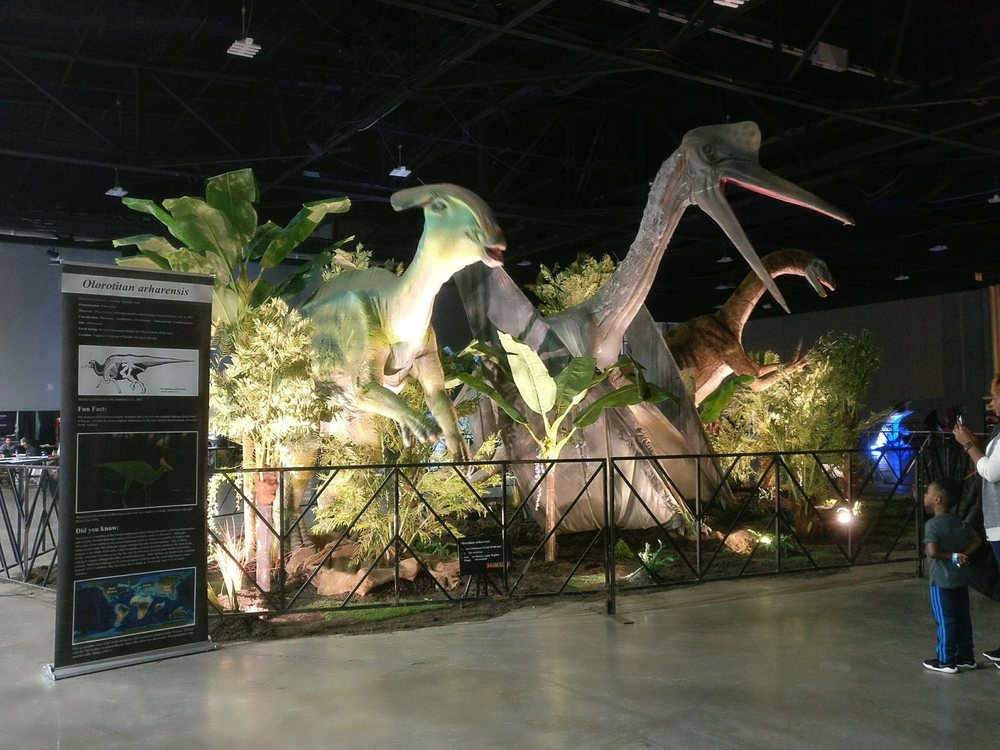 Jurassic Quest: 285 Andrew Young International Blvd NW, Atlanta, GA