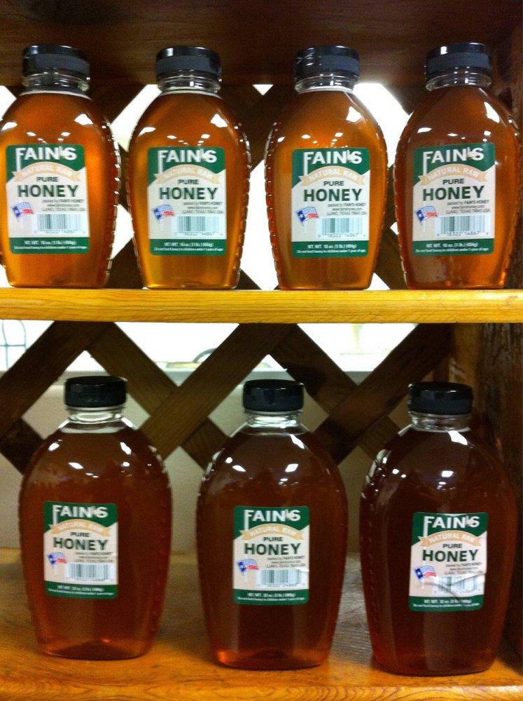 Fain's Honey Co: 14817 E Hwy 29, Buchanan Dam, TX