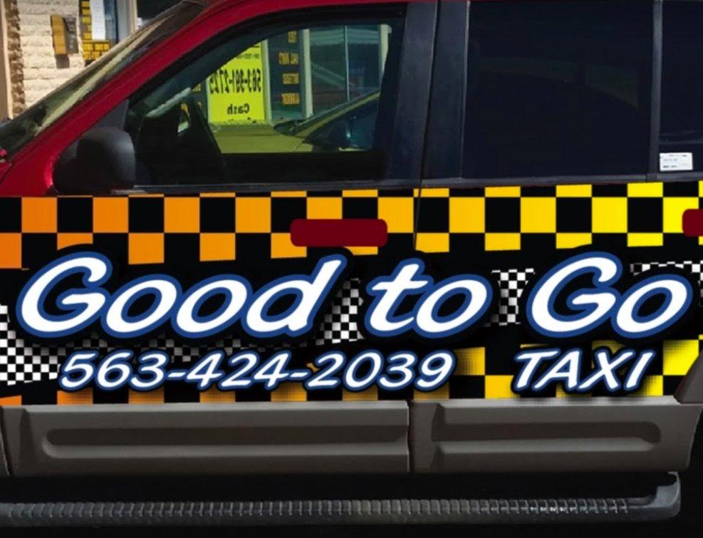 Good To Go Taxi Cab Service: 2905 Brady St, Davenport, IA