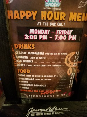 Taco Daddy Cantina & Tequila Bar - 2019 All You Need to Know