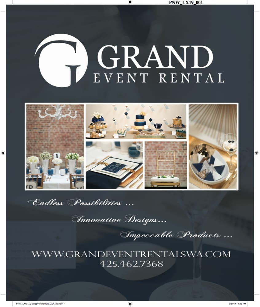 Apartment Rental Ads: Www.grandeventrentalswa.com