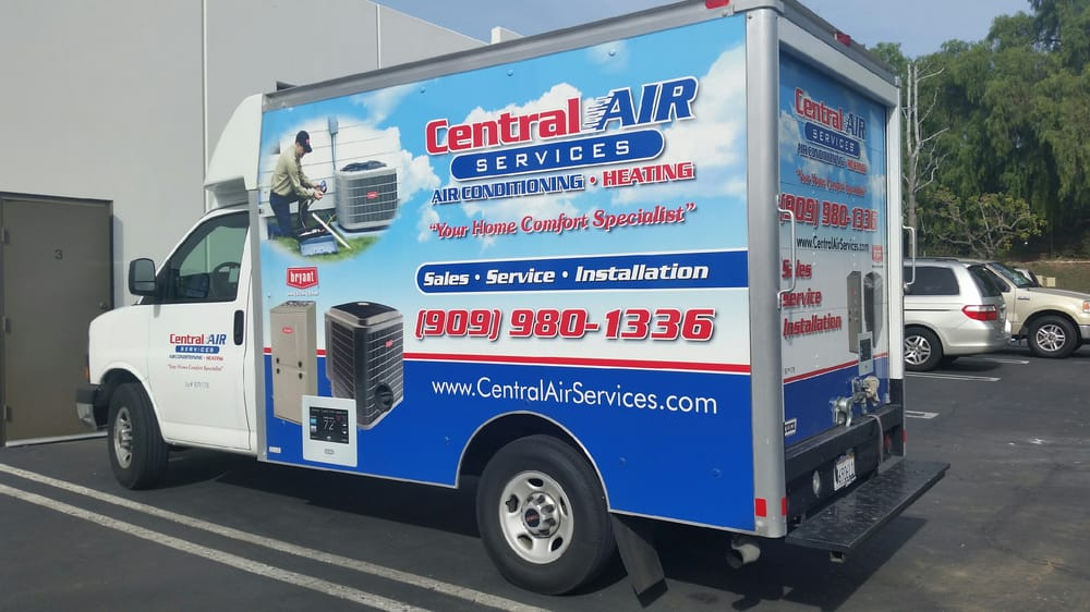 Central Air Services