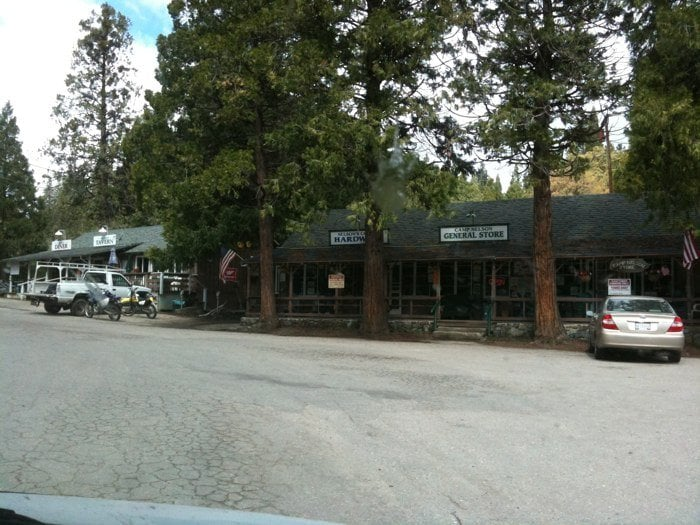 Camp Nelson General Store