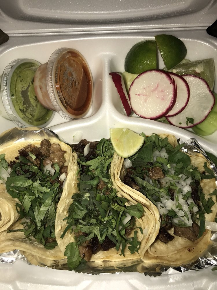Food from Taqueria Los Primos Inc