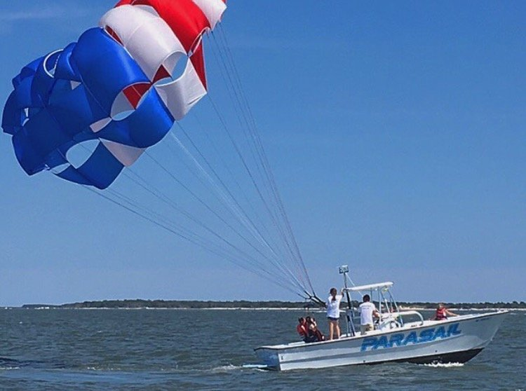 Beaufort Inlet Water Sports: 600 Front St, Beaufort, NC
