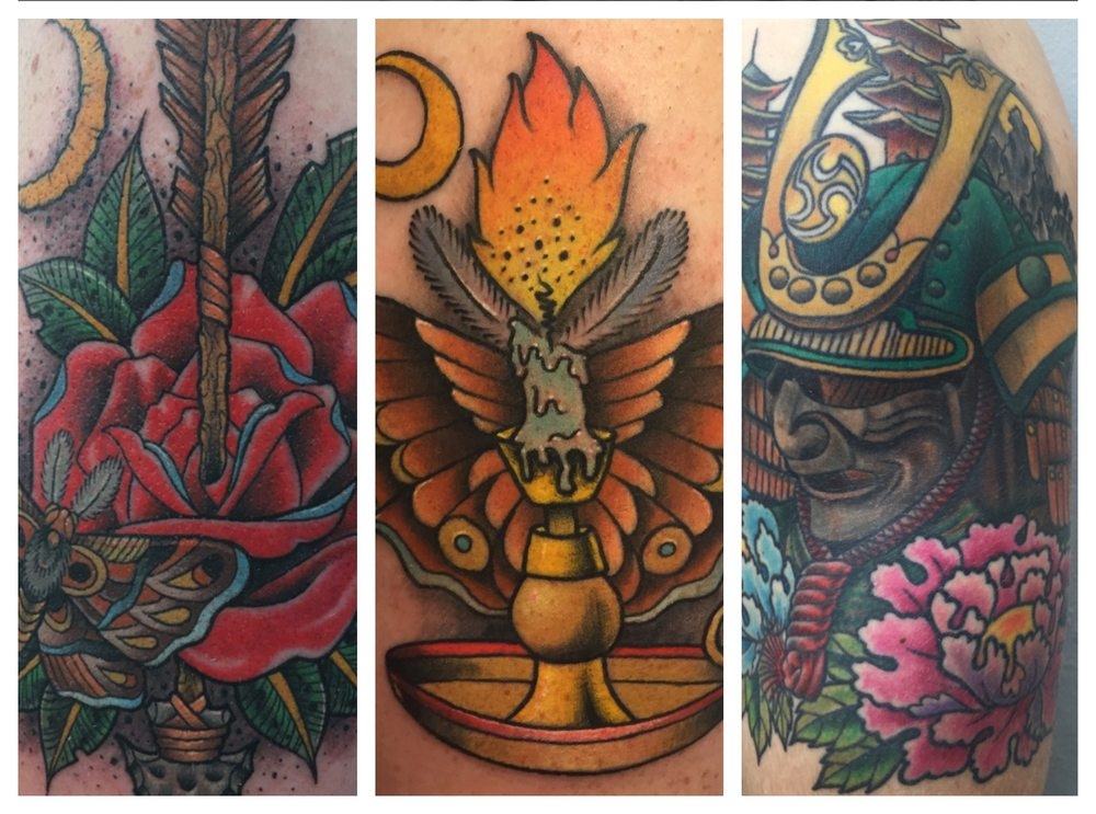 Black Moth Tattoo and Gallery: 18 E Lancaster Ave, Ardmore, PA