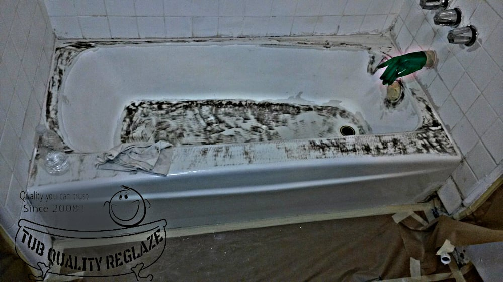 Tub Quality Reglaze - 155 Photos & 28 Reviews - Refinishing Services ...
