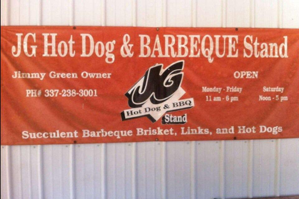 J G Hotdog & Bbq Stand: 1466 Chaffee Rd, Leesville, LA