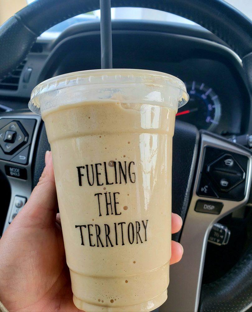 White Buffalo Coffee Bar: 2413 NW Cache Rd, Lawton, OK